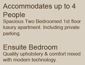 Self Catering Apartment in York